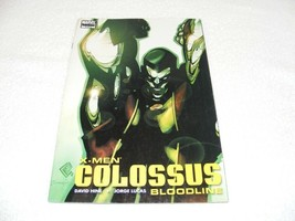 2005 X-MEN Colossus Bloodline Comic Book # 5 Of 5 Guc - $7.99