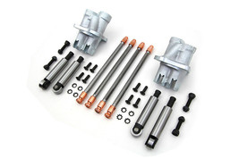 Tappet Block Kit with Lifters and Pushrods Harley Davidson knucklehead 11-0598 - $503.49