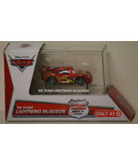 Disney Pixar Adult Collector Diecast Car RS Team Lightning McQueen Displ... - $19.79
