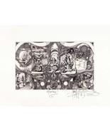 Fantasy  -John Anthony Miller Giclee print (signed) - $25.00