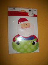 Home Holiday American Greetings Party Supply Christmas Santa Gift Card H... - $2.84