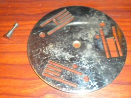 Necchi Supernova Needle Plate #851112 Used Works - $17.50