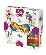 ZOOB 55-Piece Moving Mind-Building Modeling System Building Set by Infin... - $12.90