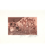 Journey To Oz -John Anthony Miller Giclee print (signed) - $25.00