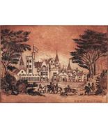 Balmoral Castle -John Anthony Miller Giclee print (signed) - $25.00