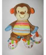 Douglas Baby Monkey Playtivity Plush Stuffed An... - $13.88