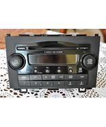 Honda CRV 2007-2011 Head Unit 6 CD Changer Sound System  Nice ! - $79.00