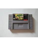 Zombies Ate My Neighbors Super Nintendo Cartridge Authentic Cleaned & Te... - $28.49