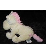 Beeby Pony Horse Plush Stuffed Animal Baby Ratt... - $24.98