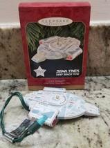 Hallmark Keepsake Star Trek Deep Space Nine USS DEFIANT Christmas Orname... - $16.71
