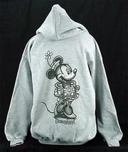Minnie sketch zip hoodie 2 thumb200