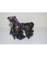 Papo Black Dragon Knight's Horse 2004 - $11.95