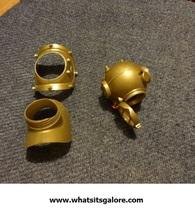 vintage GI JOE Deep Sea Diver gear LOOSE instructions/buoy/helmet/sledge... - $35.00