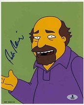 Rob Reiner The Simpsons Signed 8x10 Photo Certified Authentic Beckett BAS COA - $197.99