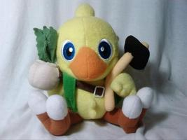 """Final Fantasy Fables - Chocobo Tales """"Chocobo"""" UFO Catcher - $14.88"""