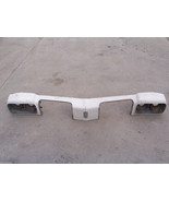 1974 OLDS DELTA 88 HEADER PANEL GRILL HEADLIGHT SUPPORT CRACKED OEM USED - $357.64