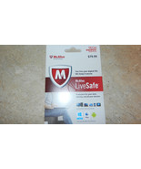 McAfee LiveSafe Data Protection 1 Year Subscription for iOS & Kindle Fir... - $27.99