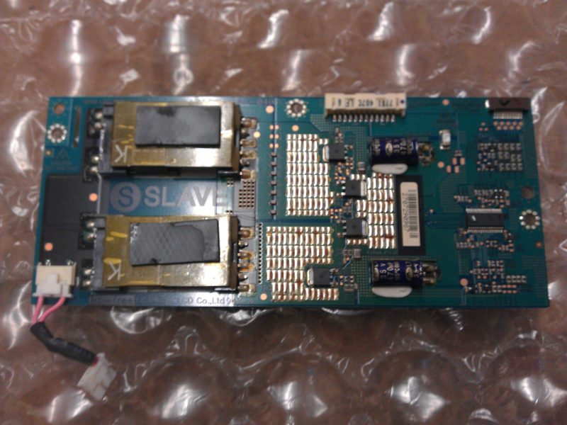 Primary image for 6632L-0407C Slave Inverter Board From LG 42LB9DF-UA TV