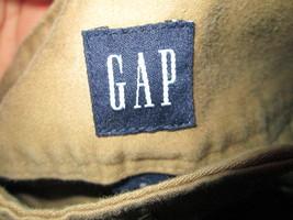 Womens Khaki Pants by GAP Size 8 CJC057 - $12.94