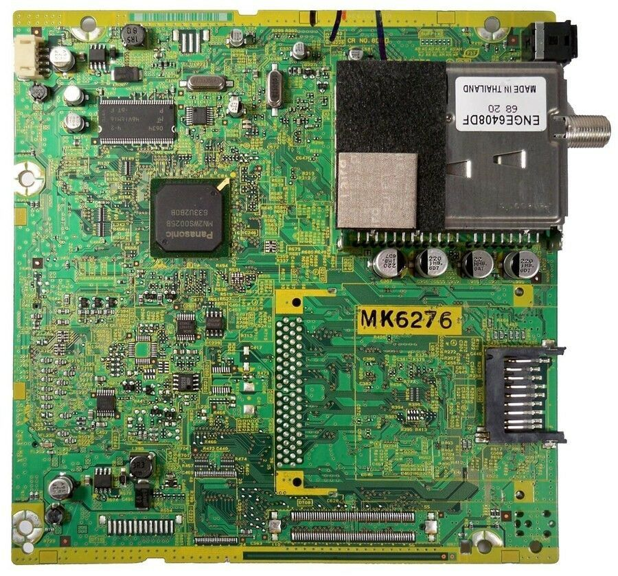 Panasonic plazma tv TNPA3758 Plasma DT Tuner Board Unit
