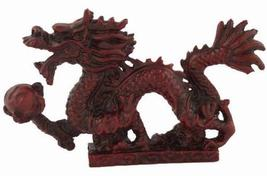 Dragon Encircling the World Resin Statues - $26.95