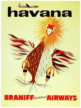 5843.Airline airways.havana.hawk on the prowl.POSTER.Interior Home Offic... - $10.89+