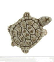 Wade Whimsies Porcelain Miniatures Canadian Series Terrapin Turtle