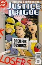 Formerly Known as the JUSTICE LEAGUE #2 - $1.00