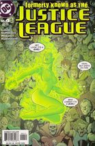 Formerly Known as the JUSTICE LEAGUE #4 NM! - $1.00