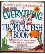 The Everything Tropical Fish Book by Carlo DeVito SC - $9.50