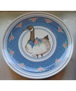 "Set 3 George Good Fabrizio 1985 Gray Goose Canadian Geese 8.5""  Plates - $50.00"