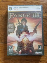 Fable III (PC, 2011) New - Free Shipping - $27.99