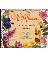 Wildflowers A Collector's Album by Rona Beame - $7.50