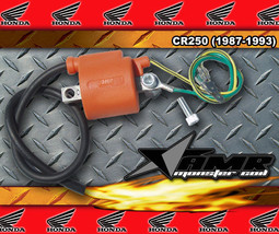 HONDA CR250 -1987-1993 AMR RACING PERFORMANCE MONSTER IGNITION COIL UPGRADE PART - $68.26