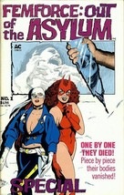 FemForce: Out of the Asylum #1 (Americomics) - $1.00