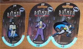 Batman  set of Key chains made In England UK European - $35.99