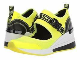 MICHAEL Michael Kors Effie Bootie Neon Yellow - £102.08 GBP