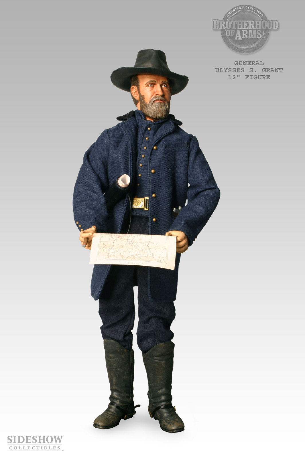 General Ulysses S. Grant Boxed Civil War Action Figure by Sideshow