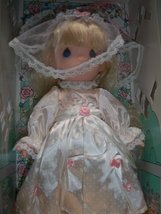 "Precious Moments 10"" Bride Named ""April"" (K Mar... - $51.28"