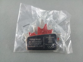 Vancouver 2010 - Winter Olympic Games - Acklands Grainger Maple Leaf Pin !! - $19.00