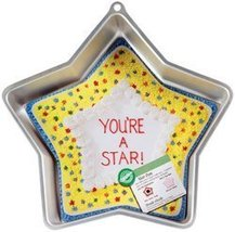 "WMU - Cake Pan Novelty-Star 12-3/4""X12-3/4""X1-7/8"" [Kitchen] - $39.20"