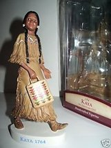 2002 Kaya Handcrafted Figurine American Girl Doll Collection By Hallmark - $23.74