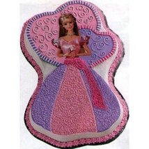 Wilton Cake Pan: Evening/Enchanted Barbie (#2105-8910) - $28.03