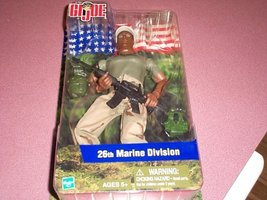 "GI Joe 12"" action figure 26th Marine Division A... - $18.75"