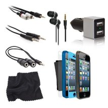 i.Sound ISOUND-5284 12-in-1 Accessory Kit for iPhone 5 - $21.83
