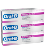 Oral-B Tooth and Gum Care Toothpaste Fresh Mint (100ml x 3) (EXPRESS SHIPPING) - $13.01