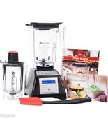 Blendtec Total Blender Classic with WildSide & Twister Jars countertop a... - $486.03
