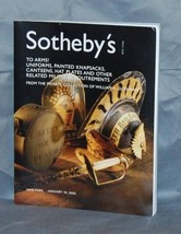 Sotheby's To Arms William Guthman Auction Catalogue - $100.00