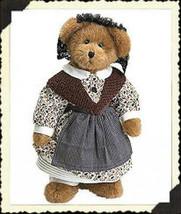 """Boyds Bears """"Mrs. Mason"""" 14"""" Civil War Plush Bear -#918093SM- New- 2002-... - $69.99"""