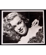 MARILYN MONROE INSANELY SEXY PIN-UP POSTER NORMA JEAN HOT LACE TOP PHOTO! - $12.86